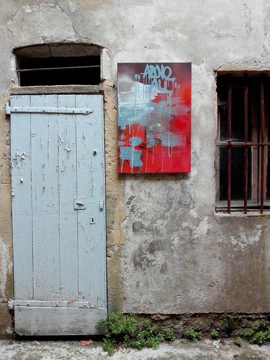 Jesus contemporary urban art