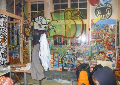Berlin showroom project