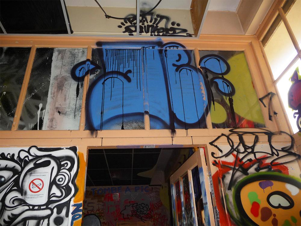 Urban art Toulon France