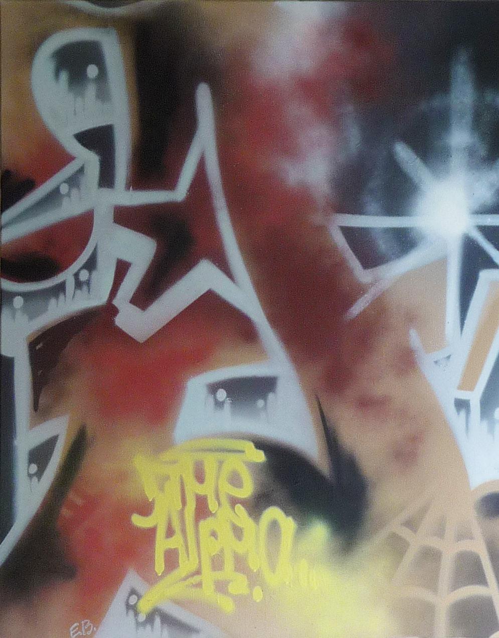 the alpha - urban canvas